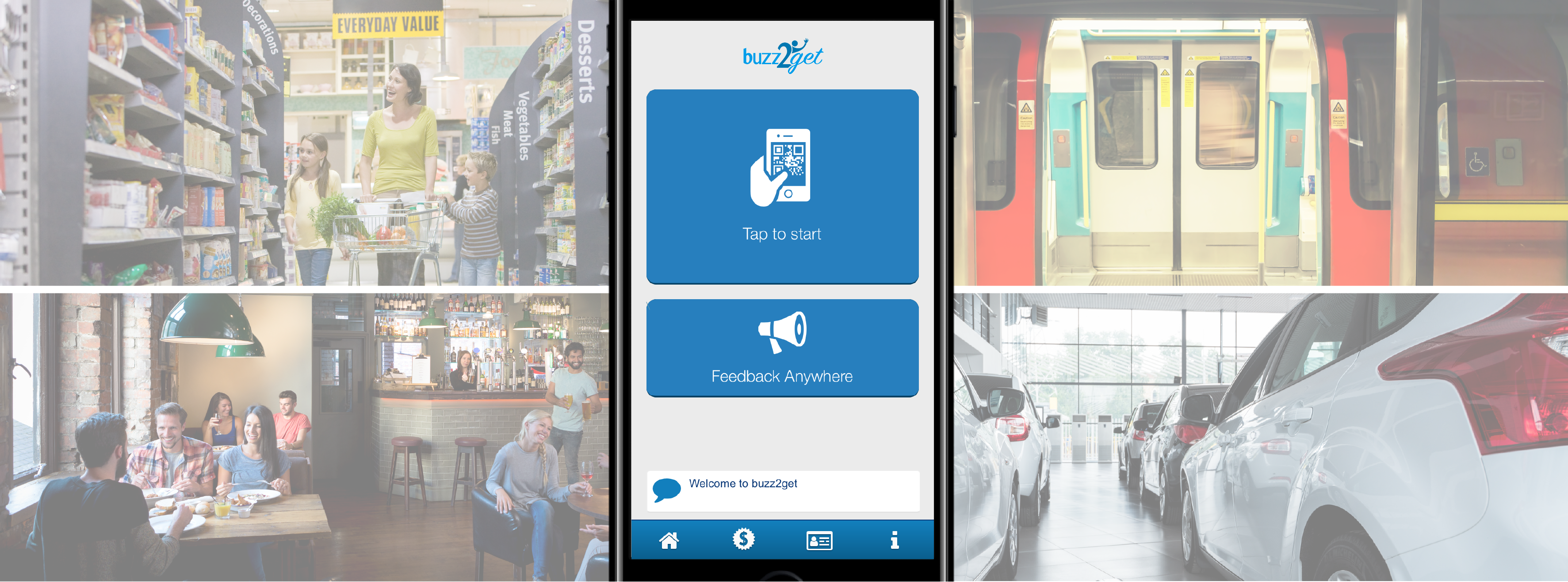 Geniusin Ltd launches buzz2get – a smartphone app for instant service