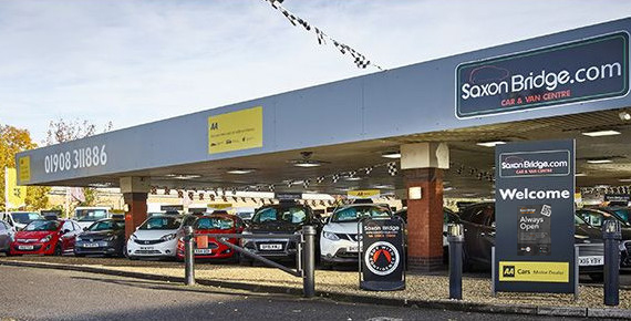 Saxon Bridge partners with Buzz2Get to offer it's customers car buying convenience.
